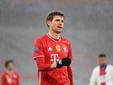 Мюллер: «Бавария» сама себе выстрелила в ногу»