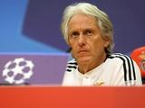 Жорже Жезуш: «Динамо» так же сильно, как «Барселона» и «Бавария»