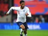 Фанаты сборной Англии освистали Гомеса за стычку со Стерлингом
