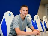 Денис Антюх: «Выступать в «Динамо» — это мечта любого украинского футболиста»
