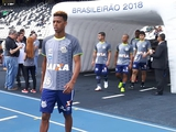 Дерлис Гонсалес дебютировал в составе «Сантоса»