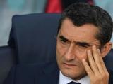 Официально. «Барселона» продлила контракт с Вальверде