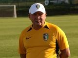 Владимир Шаран: «По окончании тренировочных сборов расстанемся с некоторыми старожилами команды»