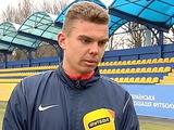 Сергей Чоботенко: «Шахтер» чемпион Украины, но если выходить на поле и бояться, то тебя просто сожрут»