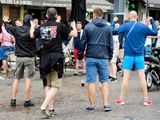 Российских фанатов с бейсбольными битами арестовали в Лилле