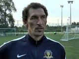 Дмитрий Михайленко: «Никто в Украине не играет так, как «Заря» Скрипника»