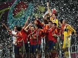 Сборная Испании получила за победу на Евро-2012 23 млн евро
