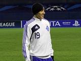 Денис Гармаш вернулся в общую группу «Динамо»