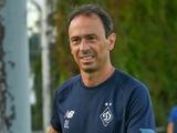 Диего Лонго: «Мне очень жаль, что Де Дзерби будет тренировать «Шахтер»