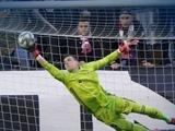 Лунин в очередном матче за «Овьедо» пропустил с пенальти, но совершил несколько сейвов (ВИДЕО)