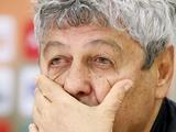 Болельщики «Зенита» освистали Луческу на матче-открытии «Зенит-Арены»
