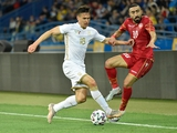 Товарищеский матч. Украина — Бахрейн — 1:1. Обзор матча, статистика