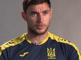 Роман Яремчук травмировался на тренировке сборной Украины