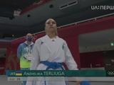 #Olympics #Tokyo2020 Наша лялечкa з Одеси здобуває срібло у карате ✊