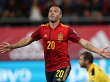 Санти Касорла признан лучшим игроком сборной Испании в 2020 году
