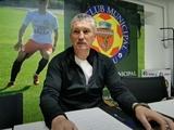 Румынского тренера уволили за то, что он вывел команду на первое место