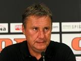 «Янг Бойз» — «Динамо» — 2:0. Послематчевая пресс-конференция