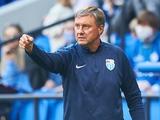 Хацкевич претендует на звание лучшего тренера в России