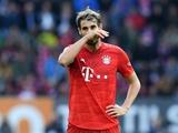 Хави Мартинес покинет «Баварию»