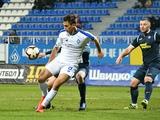 22-й тур ЧУ: «Олимпик» — «Динамо» — 1:2. Обзор матча, статистика