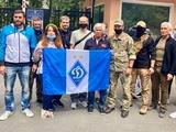 «Динамо» передало помощь раненым воинам АТО/ООС