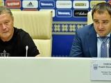 Мирон Маркевич: «Мне даже не предлагали сборную. Просто поставили перед фактом, что тренером будет Ребров»