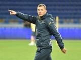 Андрей Шевченко обнародовал список молодых игроков, вызванных на тренировочный сбор