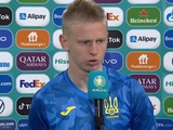 Александр Зинченко: «У команды есть характер, есть стержень, а результат придет»
