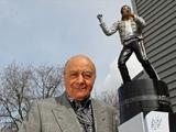 Мохаммед аль-Файед: «Не нравится статуя Майкла Джексона? Идите ко всем чертям!»