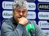 «Динамо» — «Днепр-1» — 2:0. Послематчевая пресс-конференция. Луческу: «Хорошая, заслуженная победа»