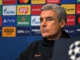 Луиш Каштру: «С «Реалом» будет очень специфическая игра»