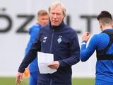 Алексей Михайличенко: «На втором сборе будем наигрывать основной состав — 16-18 человек»