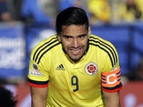 Фалькао не попал в заявку сборной Колумбии на Кубок Америки