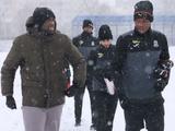 Яя Туре прибыл в «Олимпик» и уже присутствовал на тренировке команды (ФОТО)