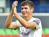 Руслан Малиновский встретил сборную Украины в Белграде