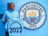 «Манчестер Сити» продлил контракт с Фернандиньо
