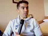 Карлос де Пена: «Надеюсь, что и через полгода, и через год я буду в «Динамо»