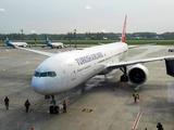 Turkish Airlines отправит в Киев свой самый большой самолет на финал Лиги чемпионов