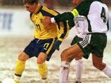 Сергей Ребров: «Не Сабо придумал играть по снегу против Словении белым мячом...»