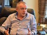 Игорь Суркис: «С Ребровым пока находимся в стадии переговоров»