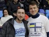 Руслан Ротань поддержал плененных Россией моряков (ФОТО)