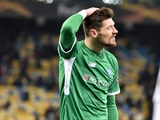 Денис Бойко — лучший игрок «Динамо» в двухматчевом противостоянии с «Челси»