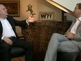 Игорь Суркис дал интервью программе «Мага» (ВИДЕО)