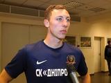 Сергей Логинов: «От Диакате в «Динамо» я почерпнул очень многое!»