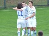 «Днепр-1 U-21» — «Динамо U-21» — 0:1. ВИДЕО голa и обзор матча
