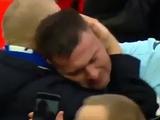 Артем Милевский расплакался после победы в чемпионате Беларуси (ВИДЕО)