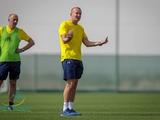 Роман Григорчук — второй месяц подряд лучший тренер Казахстана