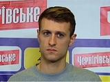 Виталий Вернидуб: «Прошу прощения у всех болельщиков и у всего коллектива «Зари»