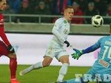 «Ференцварош» Реброва, несмотря на гол Петряка, проиграл главному конкуренту, но удержал лидерство