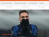 Итальянские СМИ: «Самый запоминающийся момент матча — удар Санчеса в... Лукаку»